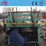 Machine de papier manuelle de cône de production semi-automatique d'usine pour le textile