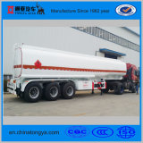 3 Wellen-Öltanker-Schlussteil für Kraftstoff-LKW für Verkauf
