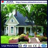 Haus-Stahlrahmen-Aufbau in China