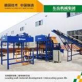 Dongyue Brand Machinery Qt4-25c Гана Brick Making Machine для Sale