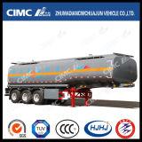 Cimc Huajun 42m3 3axle Gasoline Tanker