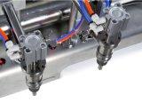 macchina di rifornimento pneumatica della doppia delle teste 50-500ml bottiglia della spremuta