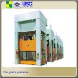 Máquina de la prensa hidráulica del marco de H para la embutición profunda