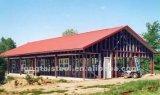 Bouw van het Pakhuis van het Staal van de Structuur van de bouw de Modulaire