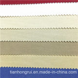 Пламя 100% - retardant ткань Twill хлопка Manufactory Wuhan