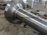 De Schacht van het smeedstuk in Oven met Divers Materiaal wordt gebruikt dat