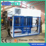 Máquina automática do tijolo da pressão hidráulica de Qt4-15c África do Sul
