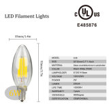 工場価格CRI85 Dimmable E27 LEDの電球