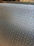 Лист цены горячий окунутый гальванизированный Checkered