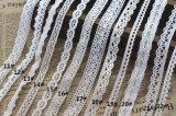 Tout le lacet Lacego de coton de tailles