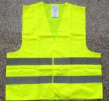 Alta visibilidad chaqueta refelctive de seguridad con EN471 / personalizable In 20471 y ANSI / ISEA 107 reflectante chaleco de seguridad / Hi Vis Ropa malla de seguridad chaleco de seguridad vial