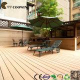 Decking composto de bambu plástico de madeira do jardim