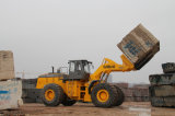 CE Approval Diesel Forklift Wheel Loader para Sale