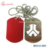 BronzeColor Metal Dog Tag für Military