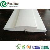 Weiße angestrichene feste Belüftung-Blendenverschluss-Schienen-Bauteile