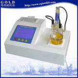 Gd-2100 China Manufacturering ASTM D6304 coulombmetrischer Karl Fischer Titrator