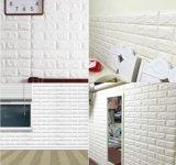 El panel/papel de la pared de ladrillo del Faux de la espuma del polietileno de XPE