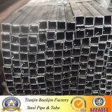 S275 S355 schwarzes kaltgewalztes mildes Kohlenstoff-ERW geschweißtes quadratisches Stahlrohr