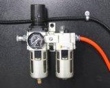 Máquina de estaca hidráulica de /Hydraulic da tesoura do feixe do balanço (QC12K-12*8000) com certificação do CE e do ISO