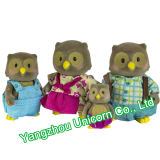 EN71 CE Kids Gift Soft Stuffed Animal Buffle en peluche en tissu