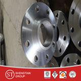 Instalación de tuberías de acero inoxidable del acero de carbón del borde de Wn