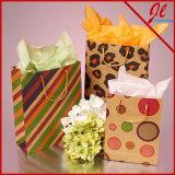 Мешок подарка дня рождения, мешок подарка бумаги искусствоа, мешок подарка бумаги Kraft, бумажный мешок