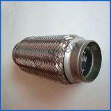 Acier du carbone 1 pipe mâle en métal d'échappement d'extrémité de bride