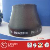 Ajustage de précision de pipe d'acier du carbone de réducteur d'escroquerie de CCE
