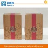 Sacchetto stampato dell'alimento della carta kraft