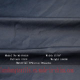 Tela de algodón del satén del Spandex para la ropa de los niños del desgaste del trabajo de la camisa