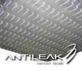 Feuille en caoutchouc d'amiante avec la couche antiadhésive de graphite