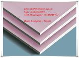 panneau de gypse de 12mm/panneau de gypse étanche à l'humidité/panneau de gypse ignifuge