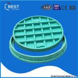 BMC 700mm 둥근 플라스틱 합성 맨홀 뚜껑