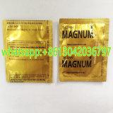3 het Mannelijke Condoom van het pak met het Klassieke Condoom van de Grootte van het Type XXL Grote