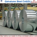 (0.14mm-1.0mm) Galvalume 강철 코일 /Building 물자 금속 장