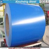 0.13-1.4mmの建築材料の鋼鉄コイルは電流を通された鋼鉄コイルをPrepainted