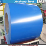 il colore della lamiera di acciaio del tetto del tubo d'acciaio di 0.13-1.4mm ha ricoperto la bobina d'acciaio
