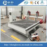 Маршрутизатор CNC двойного T-Шлица шпинделей алюминиевого деревянный