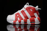 Chaussures de basket-ball plus uptempo sportives de Scottie Pippen d'air d'espadrilles de sport
