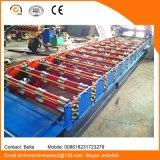 Mattonelle del comitato del tetto del metallo di Dx 840 che fanno macchina con il sistema di controllo del PLC