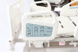 Cama de hospital inteligente eléctrica multifunción aprobada para la sala de la UCI