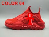 Pattini correnti Huaraches dell'aria per la marca Huarache degli addestratori 2016 del Mens di Zapatos Hombre dei pattini di sport di Zapatillas Deportivas delle scarpe da tennis delle donne e degli uomini