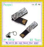 カスタムロゴ(GC-M663)の小型USBのフラッシュ駆動機構