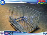 Gabbia di memoria della maglia del filo di acciaio per il magazzino/workshop (FLM-K-001)