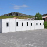 Behälter-Büro mit Flachgehäuse-Lösung (KXD-PCH21)
