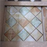 Mattonelle di ceramica del Rhombus variopinto del Onyx per migliore vendita della parete