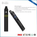 Ibuddy Vpro-Z 1.4ml 병 관통 작풍 기류 조정가능한 기화기 전자 Vape