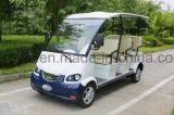Рентабельный электрический Sightseeing автомобиль 8-Seats