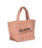 Qualitäts-Form-Einkaufen-Drucken-Firmenzeichen-Baumwollbeutel (XB-062)