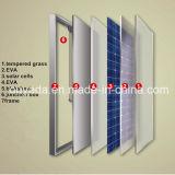 Comitato solare monocristallino di Pice 250W della fabbrica
